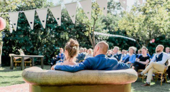Evenementen en trouwlocatie Terschelling.