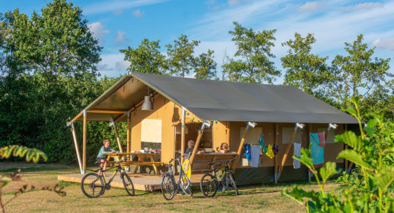 Charme camping Terschelling